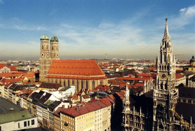 Munich_skyline stefan kuhn